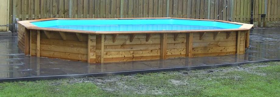 Bestrating terras in achtertuin te amersfoort sier for Zwembad thuis prijzen